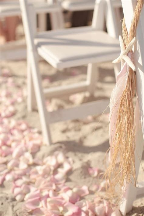 diy beach wedding chair decorations beach wedding starfish chair decorations wedding diy