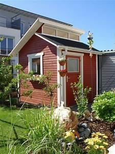 Gartenhaus Günstig Kaufen : gartenhaus schwedenstil ultramodern und super bequem ~ Markanthonyermac.com Haus und Dekorationen
