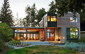Moderne Container Häuser : moderne architektur in der pr rie h user mit nachhaltigem design house design pinterest ~ Whattoseeinmadrid.com Haus und Dekorationen