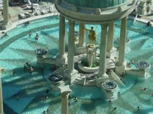Pool at Caesars Palace Las Vegas