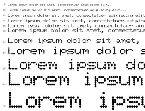 terminal regular truetype font