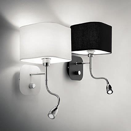applique chambre à coucher applique pour éclairer une tête de lit avec liseuse à led
