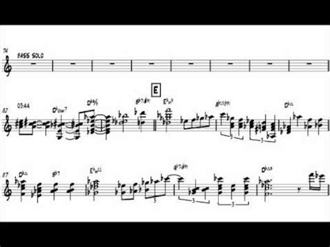 Ask Me Now  Kurt Rosenwinkel (transcription) Youtube