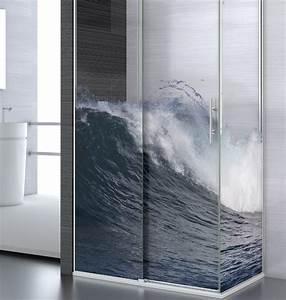 Mamparas de baño en cristal y acero inoxidable Diagonal Mar; Poble Nou, Barcelona