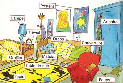 dans ma chambre j 39 aime le français