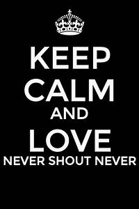 17 Best images about never shout never on Pinterest ...