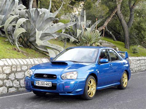 06 Subaru Wrx by Subaru Impreza Wrx Sti 2003 2005 Subaru Impreza Wrx Sti