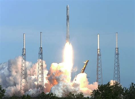 SpaceX – All the news about NASA's missions using SpaceX