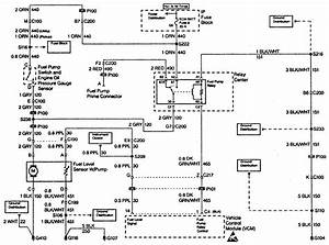 Fuel Pump Wiring Diagram 96 S10