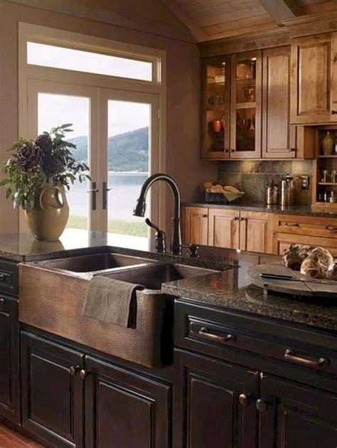 Country Kitchen Sink Ideas by 70 Farmhouse Kitchen Sink Decor Ideas Ideas For
