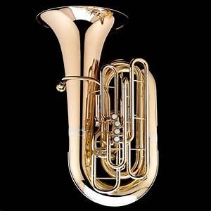 CC 5/4 Piston Tuba 'Wyvern' – TC590  Tuba