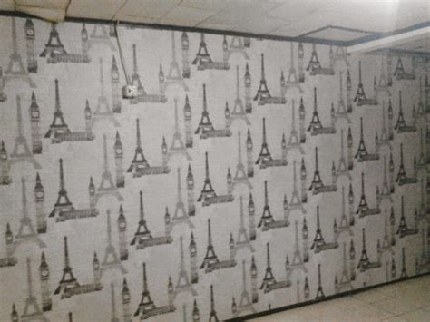 wallpaper dinding eropa  ngehits cat rumah minimalis