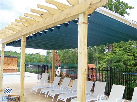 retractable canopies  sell    service  rest