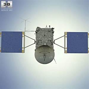 Rosetta space probe 3D model - Hum3D