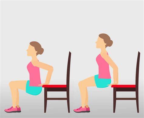exercices au bureau 8 exercices à faire au bureau idéal pour ceux qui n ont