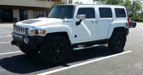 Purchase Used 2008 Hummer H3 W/ Adventure Package/ Great