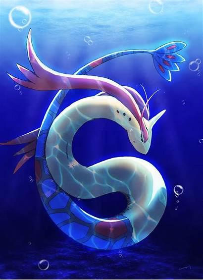 Milotic Pokemon Zerochan Wallpapers Pokemon Underwater Ocean