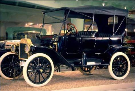 Where Was The Car Made by A Model T For The 21st Century