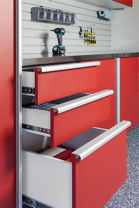 Garage Cabinets Discount by Custom Garage Cabinets Designs Closet Solutions