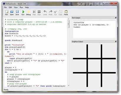 256 Basic Screenshots Windows Programming Screenshot