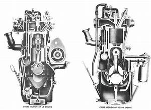 Here Are Exploded Views Of The 2 Perkins Engines That Were