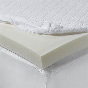 isotonicr 2 inch visco elastic memory foam mattress topper With bed bath and beyond queen mattress topper