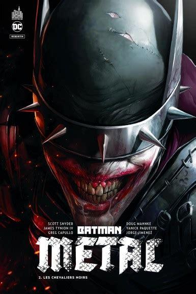 batman metal tome  vf original comics
