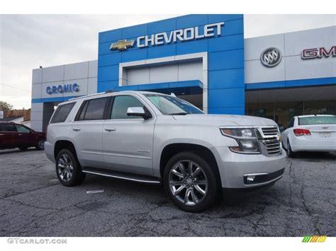 2015 silver ice metallic chevrolet tahoe ltz 104062102 photo 10 gtcarlot com car color