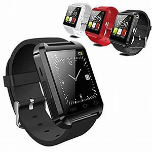 LEMFO Bluetooth Smart Watch WristWatch U8 UWatch Fit for ...