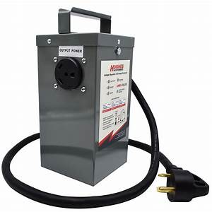 30 Amp Voltage Booster With Surge Protection
