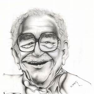 Gabriel Garcia Marquez By jaime ortega | Famous People ...