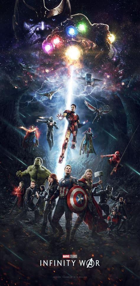 #Avengers #Fan #Art. (Avengers Infinity War Poster) By ...