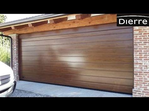 Portoni Sezionali Dierre by Porta Per Garage Sezionale Dierre Modello Freebox