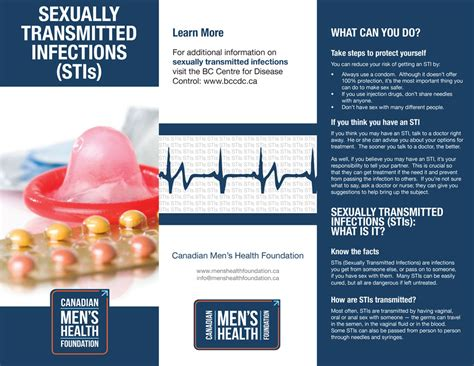 Sexually Transmitted Infections (stis)  Don't Change Much