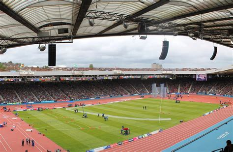 capita real estate  infrastructure hampden park stadium