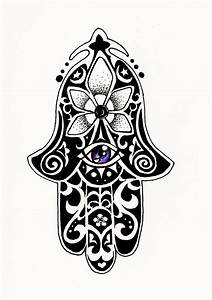 Hamsa Tattoos Designs, Ideas and Meaning | Tattoos For You