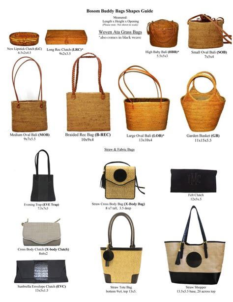 names  bags styles sema data  op