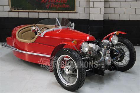 Triking 'morgan Replica' 3 Wheeler Auctions