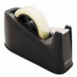 500 Tape Dispenser  Black