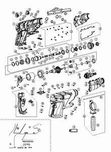 Panasonic Ey7880 Parts Diagram