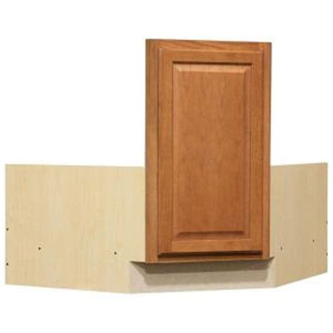 home depot unfinished corner base cabinet hton bay hton ready to assemble 36x34 5x24 in
