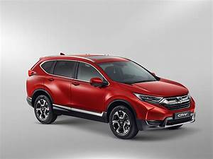 Honda Cr-v Specs  U0026 Photos