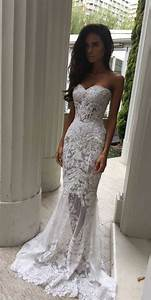 charming white lace wedding dresss sweetheart bridal With sexy white wedding dresses