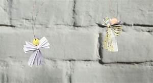Weihnachtsbaum Basteln Aus Papier : engel basteln in weniger als einer minute 6 geniale ideen ~ Lizthompson.info Haus und Dekorationen