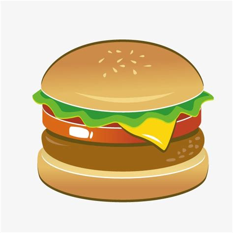 Hamburger Clipart - hamburger hamburger clipart bread png image and clipart