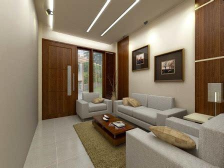 gambar model desain ruang tamu sempit minimalis