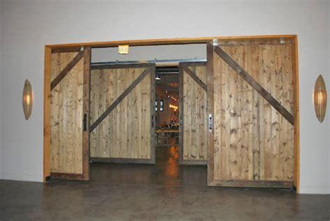 large wood sliding barn doors large sliding doors