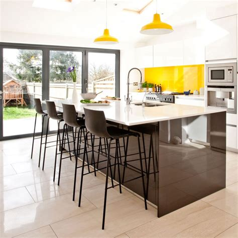 19 modern kitchen large island kitchen island ideas ideal home