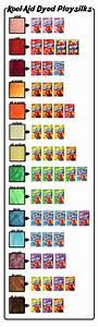 Kool Aid Hair Dye Color Chart Diy Health U0026 Beauty