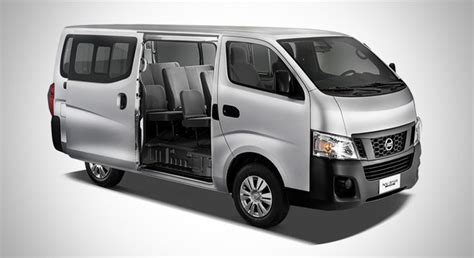 nissan urvan modified nissan nv350 urvan 15 seater with p169 000 low downpayment